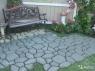 Форма для садовой дорожки 60 * 60