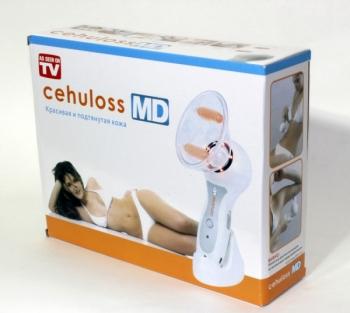 Вакуумный массажер cehuloss MD (цехулос мд) для похудения