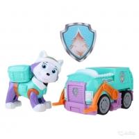 Эверест Щенячий патруль + машина