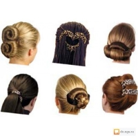 Удивительные заколки для волос хэагами (2шт)