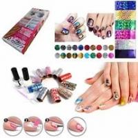 Набор для дизайна ногтей FAB foils (фаб фойлс)