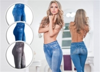 Леджинсы Slim`n Lift Caresse Jeans (размер S-42/44)