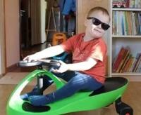Детская самоходная машинка PlasmaCar(Плазмакар ,Бибикар)(Bibicar) зеленый