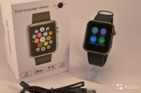 """Умные часы """"smartwatch AW-08"""""""