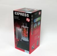 Шашлычница электрическая express (экспресс) 6 месяцев гарантия