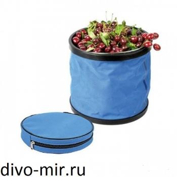 Ведро складное Foldable Bucket