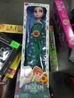 Большая музыкальная Кукла Frozen