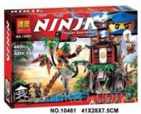Конструктор Bela 10461 Ninjago ниндзяго