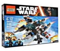 Конструктор QS08 stars wars 249 деталей seri 88048