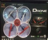 Drone Sky King на пульте управления