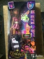 Куклы Монстр хай в ассортименте модель N3