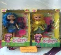 Кукла с разноцветными волосами с аксессуарами