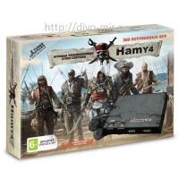 Игровая приставка Хамми 4 (Hammy 4) 350 игр+ слот для SD карты